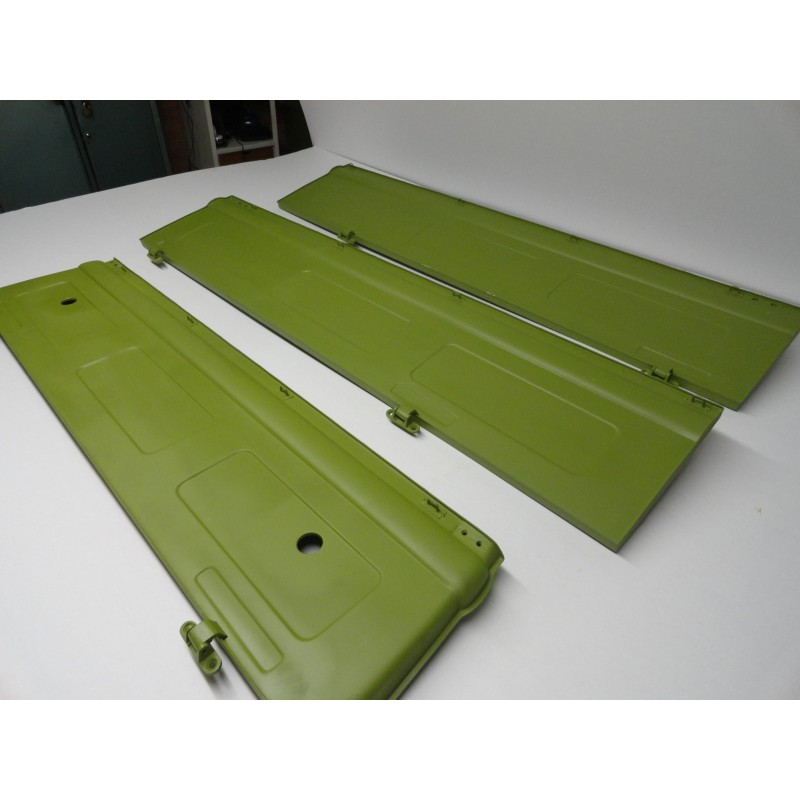 KFBW849 DOUBLE CAB GATES COMPLETE 68/75