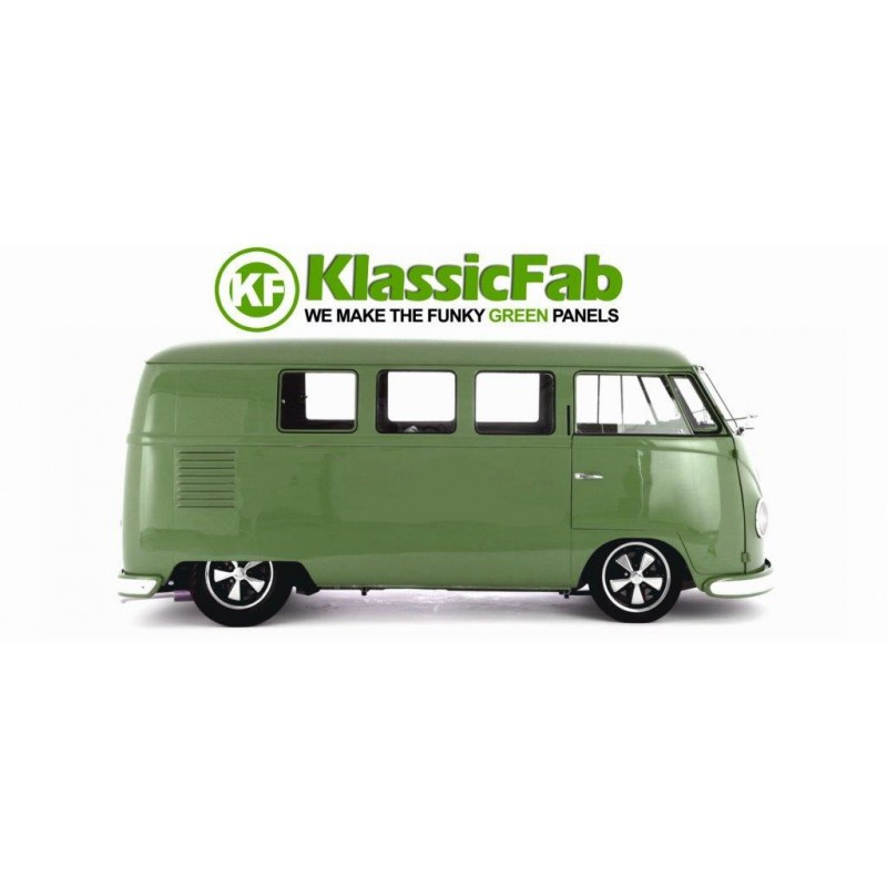 KF1255 COMPLETE REAR CORNER RIGHT BUS WITH WINDOW 51/52
